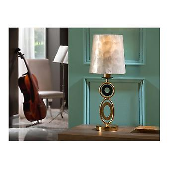 Schuller Eden Gold Table Lamp, 1L