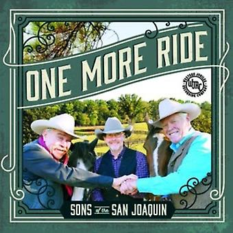 Sons of the San Joaquin - One More Ride [CD] USA import