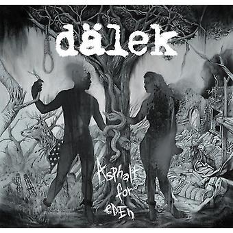 Dalek - asfalt til Eden [CD] USA importerer
