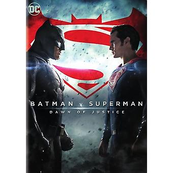 V Batman Superman Dawn di giustizia (DVD)