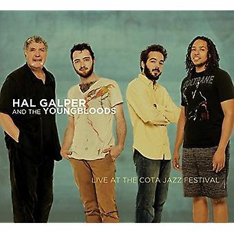 Galper, Hal & Youngbloods - Live på Cota Jazz Festival [CD] USA importen
