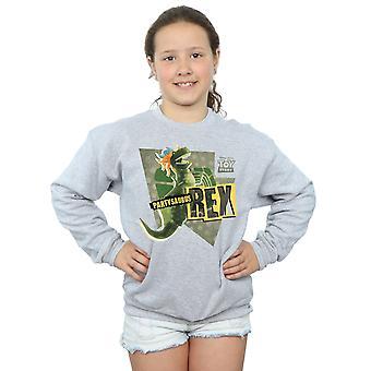 Disney Girls Toy Story Partysaurus Rex Sweatshirt
