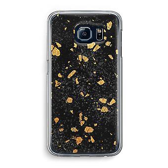Samsung Galaxy S6 Transparent Case - Terrazzo N°7