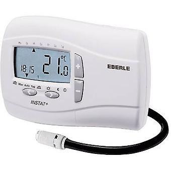 Indoor thermostat Surface-mount 24 h mode 10 up to 40 °C Eberle