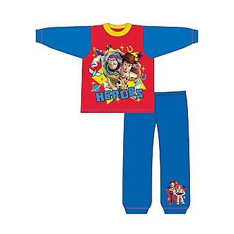 Toy Story Childrens/Toddlers Boys Heroes Snuggle Fit Long Pyjamas