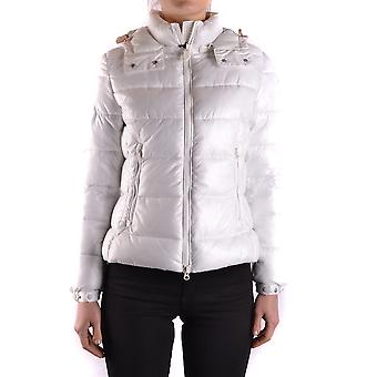Save the duck women's MCBI269063O white polyester Quilted Jacket