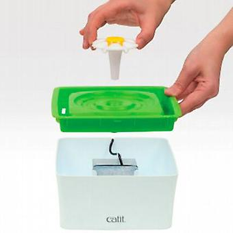 Catit Mini Flower Fountain (Cats , Bowls, Dispensers & Containers , Bowls)