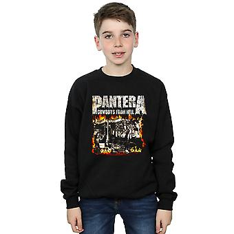 Pantera Boys Cowboy From Hell Sweatshirt
