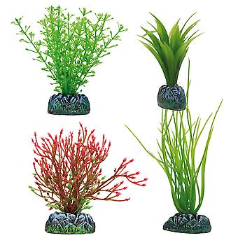 Aquatic Plants Set 4 Plantas Acoru Amazona y Chara
