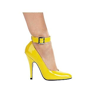 Ellie Shoes E-221 5 Heel Pump With Ankle Strap