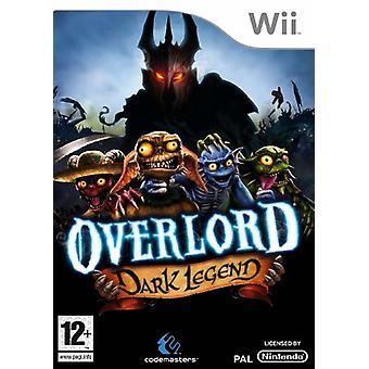 Overlord Dark Legend (Wii)