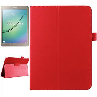 Red cover case for Samsung Galaxy tab S2 9.7 SM T810 T815N