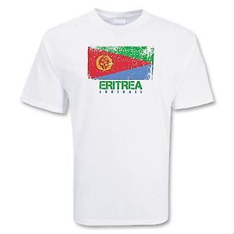 Эритрея футбола футболку