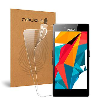 Celicious Vivid Invisible Screen Protector for XOLO Era HD [Pack of 2]