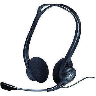 PC headset USB Stereo Logitech PC 960 On-ear
