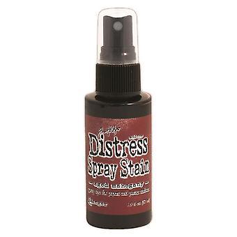 Distress Spray Stain 1.9oz-Aged Mahogany