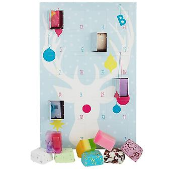 Bomb Cosmetics Advent Calendar - Countdown To Christmas