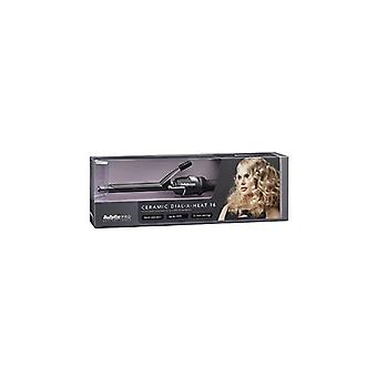 Babyliss Pro Black Ceramic Dial-a-Heat Tong 16mm