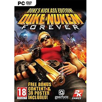 Duke Nukem Forever Kick Ass Edition PC Game