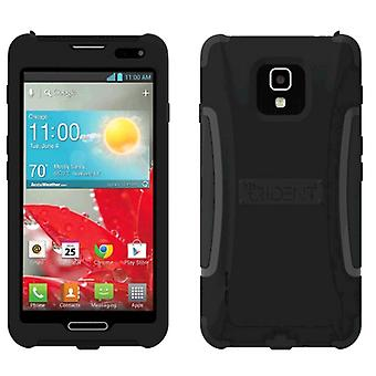 Trident Aegis Case for LG US780, Optimus F7, AS780 - Black