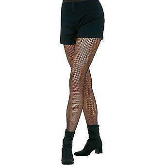 Fishnet tights svart mycket fina tillbehör Carnival Halloween