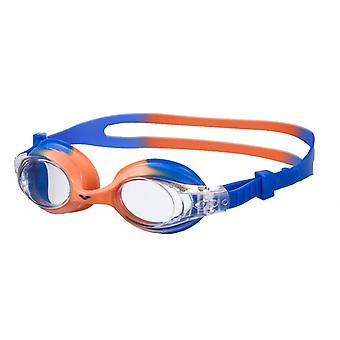 Arena X-Lite Kids Swim goggle - Clear Lens - Blue/Orange
