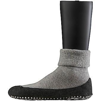 Falke Cosyshoe Midcalf Socks - Light Grey