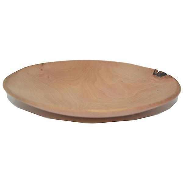 Schale Teller Schuessel Bowl Birne 26 cm Durchmesser Handmade Made in Austria Holzdekoration Holzdeko Dekoration Unikat Geschenk Geschenkidee