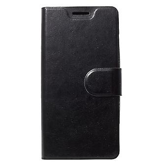 Sony Xperia XZ2 Compact Plånboksfodral - Svart