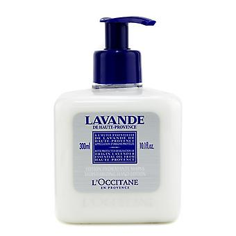 L'Occitane Lavender Harvest Moisturizing Hand Lotion (New Packaging) 300ml/10.1oz