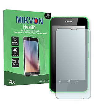 Nokia Lumia 635 Screen Protector - Mikvon Health (Retail Package with accessories) (reduced foil)