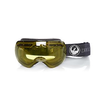 Dragon Echo-Photochromic Yellow 2018 X1S Snowboarding Goggles