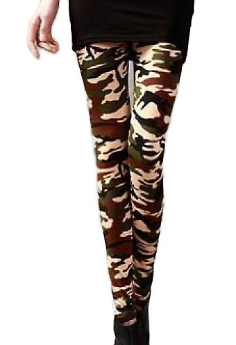 Waooh - Mode - Legging long camouflage