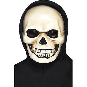 Máscara de calavera.