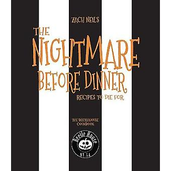 The Nightmare Before Dinner - Recipes to Die For - The Beetle House Coo