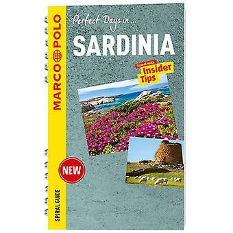 Sardinia Marco Polo Spiral Guide by Marco Polo - 9783829755412 Book