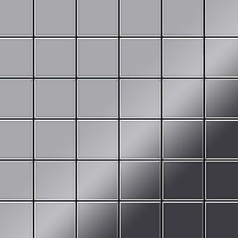 Металлическая мозаика из нержавеющей стали ALLOY Cinquanta-S-S-M