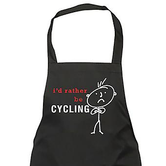 Men's I'd Rather Be Cycling Apron
