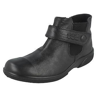 Ladies Easy B Flat Ankle Boots Swindon