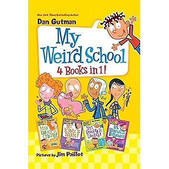 Meine seltsame Schule 4 Bücher in 1!: Bücher 1-4