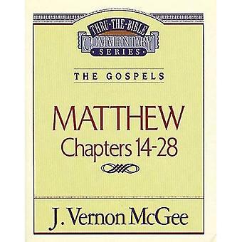 Attraverso il commenti della Bibbia: Matthew 2 35