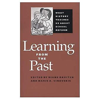 Aprendendo com o passado: o que a história nos ensina sobre a reforma da escola