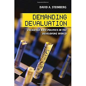 Demanding Devaluation: Exchange Rate Politics in the Developing World (Cornell Studies in Money)