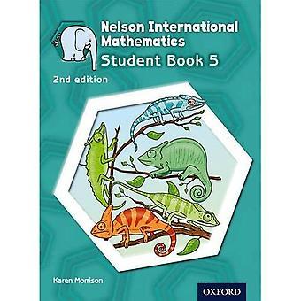 Nelson International Mathematics 2nd edition Student Book 5