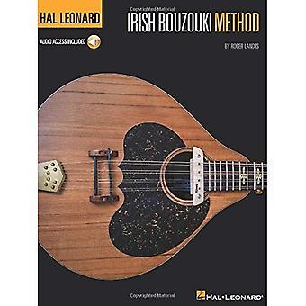Hal Leonard-irische Bouzouki-Methode (Buch/Online-Audio)