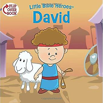 David/Esther (Little Bible Heroes(tm))