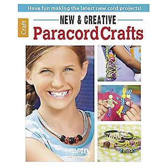 New & Creative Paracord Crafts: Have Fun Making the Latest New Cord Projects!