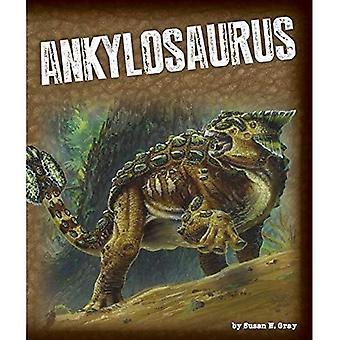 Ankylosaurus (exploration dinosaures)