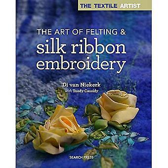 De kunstenaar textiel
