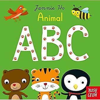 Animaux ABC (ABC de Jannie Ho) [cartonné]